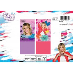 Disney Violetta Neck Blanket