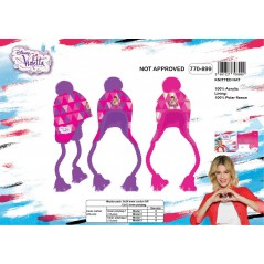 hat peruvian Violetta Disney