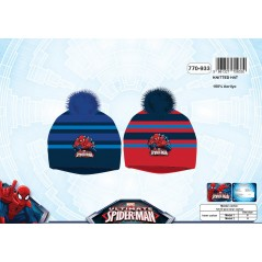 Berretto Pompom Spiderman 770-933