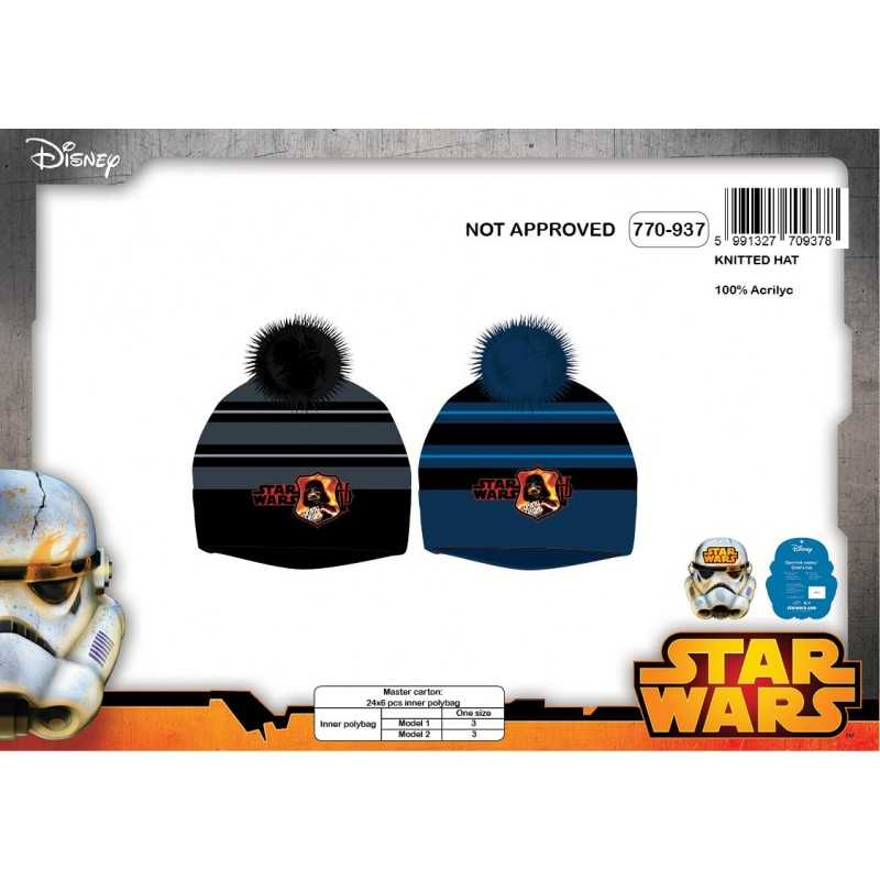 Berretto con pompon di Star Wars 770-937