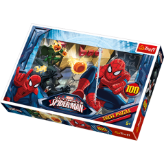 Puzzle Spiderman 100 pieces