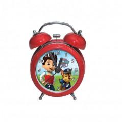 Alarm clock metal Paw Patrol