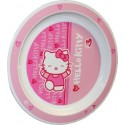 Assiette Hello Kitty en mélamine