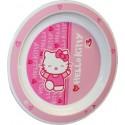 Hello Kitty melamine plate
