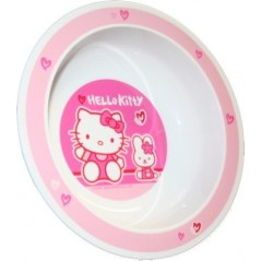 BOWL HELLO KITTY melamine