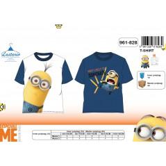 Short Sleeve T-Shirt Minions - 961-828