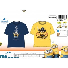 Short Sleeve T-Shirt Minions - 961-827