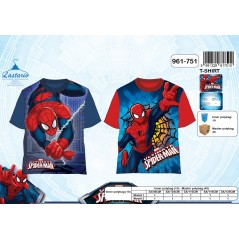 Short sleeves T-Shirt Spiderman