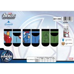 Chaussettes Avengers