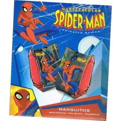 Spiderman Swimming Bracers