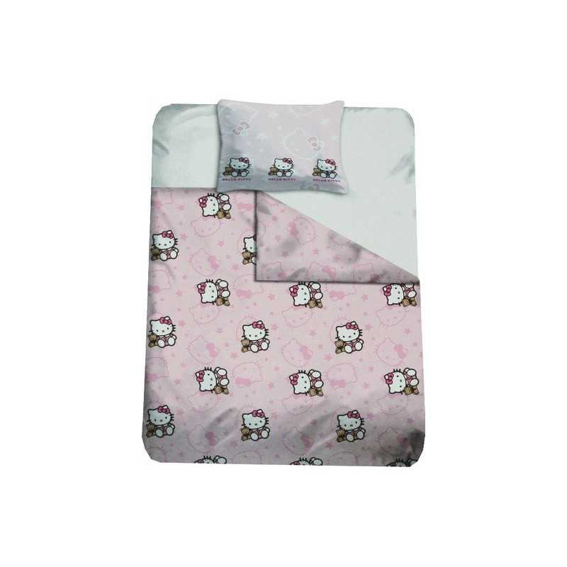 DUVET COVER + hello kitty pillowcase 1 Duvet cover
