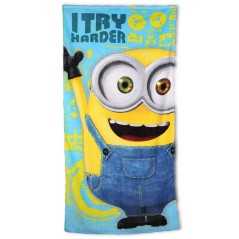 Beach towel or bath towel Minions - 820-683
