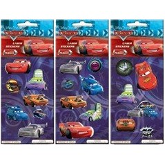 Mini-Aufkleber Autos