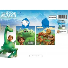 Poncho bath hooded The Good Dinosaur