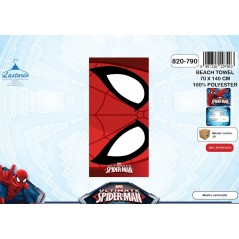 Drap de plage Microfibre Spiderman - 820-790