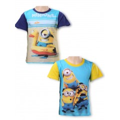 T-Shirt short Sleeve Minion