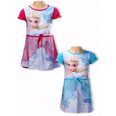 Frozen Disney - Dress The snow queen - 640-016