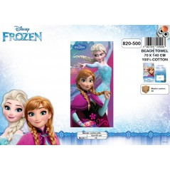 Beach towel or bath sheet The snow queen - 820-500