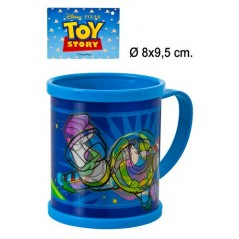 Mug 3d toy story en pvc