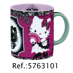Taza de cerámica Hello Kitty