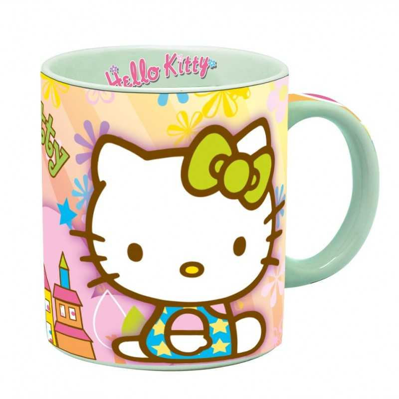 Taza de Hello Kitty
