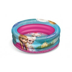 Frozen - swimming Pool inflatable snow queen - Diameter 100 cm