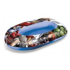 Avengers - Bateau pneumatique gonflable mer et piscine Avengers
