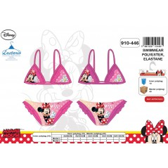 Swimsuit - Bikini - Minnie Girl -910-446