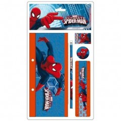 Set de papeterie Spiderman 5 pièces - as8178