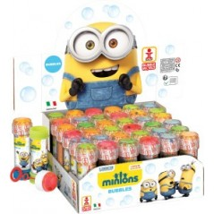 Soap bubbles 60 ml Minion