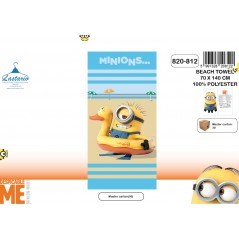 Beach towel Minions - 820-812