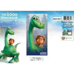 drap de plage the good dinosaur 820 651. Black Bedroom Furniture Sets. Home Design Ideas