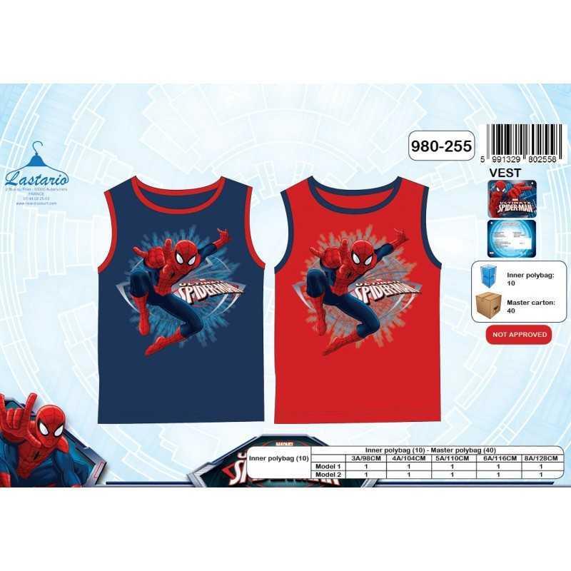 Débardeur Spiderman - 980-255