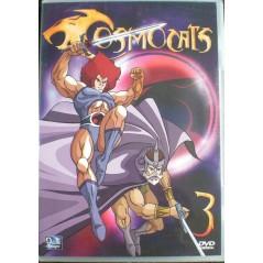 DVD manga - Cosmocats 3