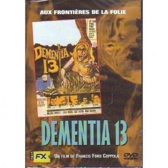 Dvd - DEMENTIA 13 To the borders of madness
