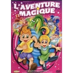 Dvd - The Magical Adventure.