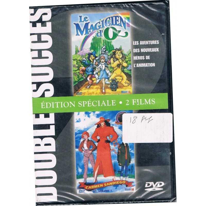 DVD - Le Magicien D'OZ - 2 Films