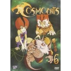 DVD manga - Cosmocats 6