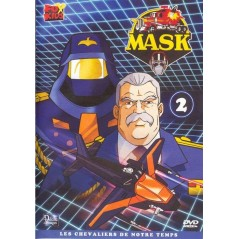 DVD - Manga-Cartoon - Mask n°2