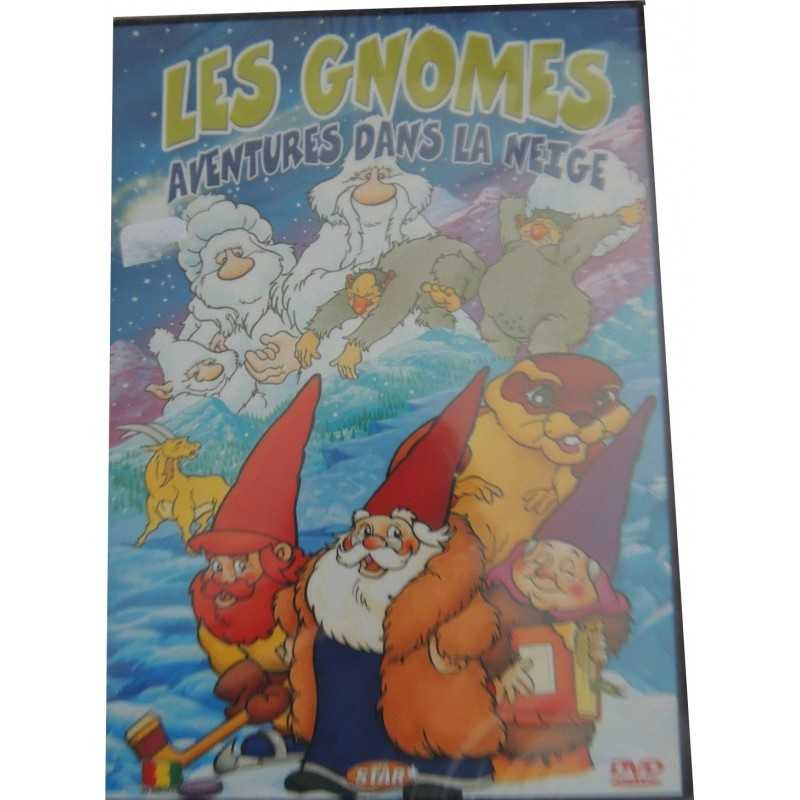 DVD - THE GNOMES ADVENTURES IN THE SNOW