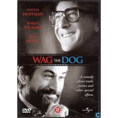 Dvd -  Wag The Dog