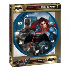 Pendule Batman vs Superman