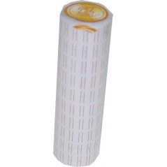 Pack of 10 rolls of 100 labels