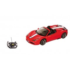 FERRARI 458 SPECIALE A car radio controlled 1/14th