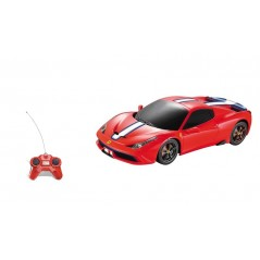 Car radio controlled - RC Ferrari 458 SPECIALE - 1/24 Scale