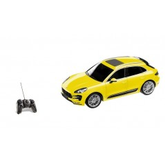 Car radio controlled - PORSCHE MACAN TURBO - Scale 1/14
