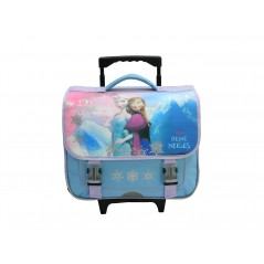 Cartable Trolley La Reine des Neiges