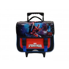 Cartable Trolley Spiderman