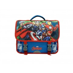 Cartable Trolley Avengers