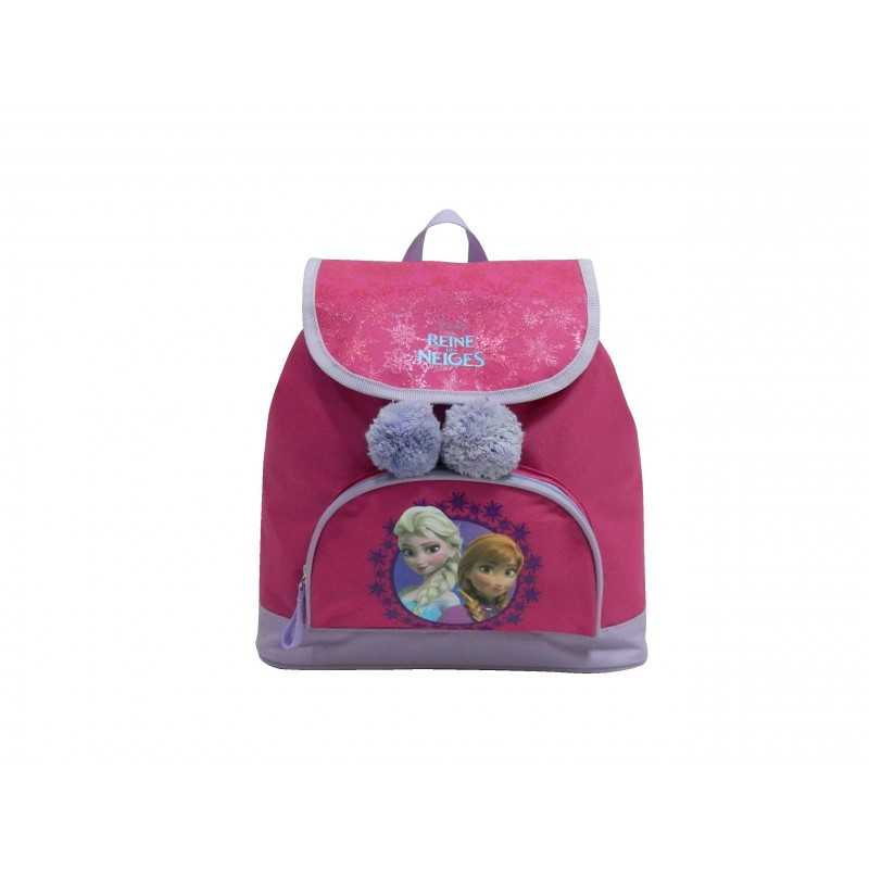 Backpack to ponpom The Snow queen